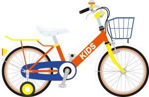 4才児の自転車のサイズは何インチがいいの?